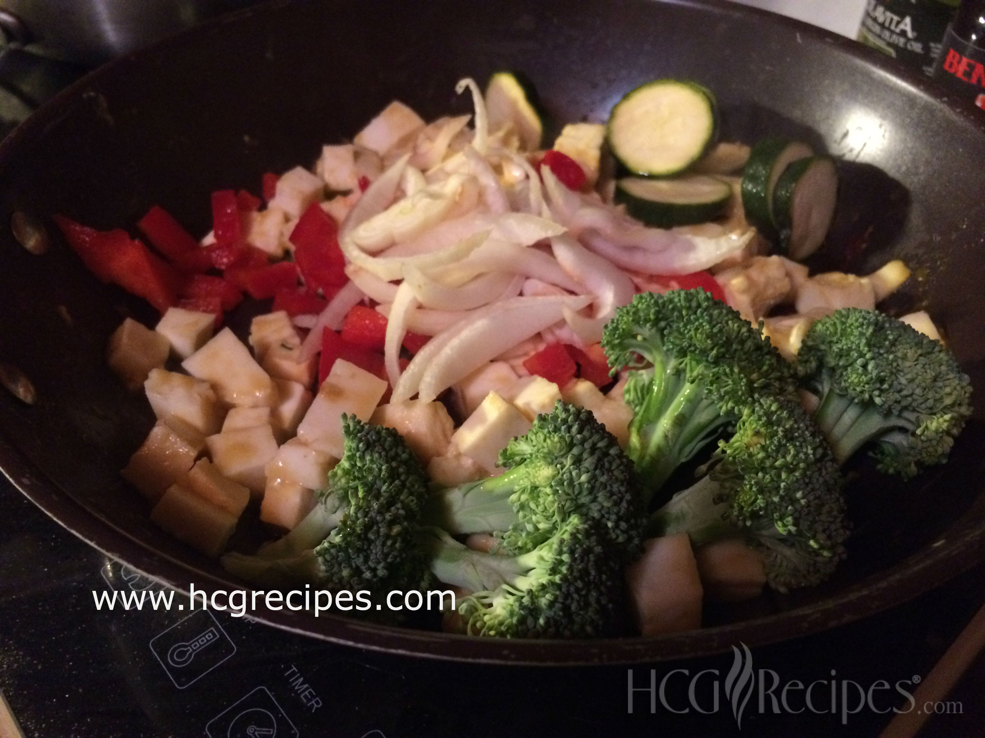 Foods On Hcg Diet Phase