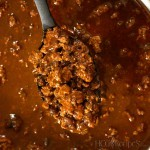 HCG Diet Chili Recipe for the HCG Phase 2 from the HCG Diet Gourmet Cookbook Vol 1 Picture all meat chili