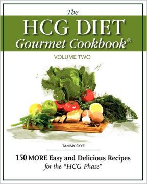 HCG Diet Gourmet Cookbook Vol. 2 Book Cover