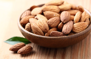 Almonds Super healthy food for HCG Diet Phase 3 Food list