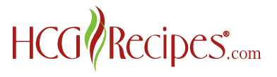 HCG Recipes - HCG Diet Recipes & Cookbooks