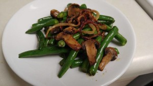 Low Carb Phase 3 Green Bean Side Dish